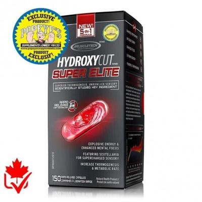 MuscleTech Hydroxycut Super Elite