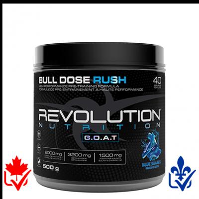 Revolution BullDose Rush