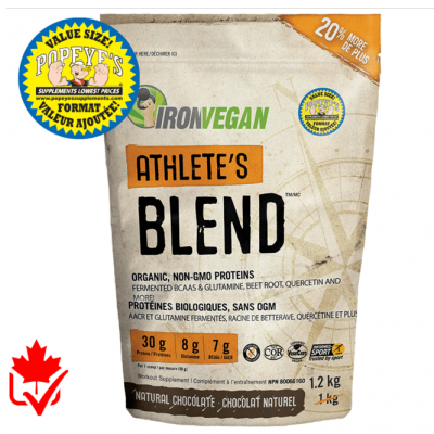Iron Vegan Athletes Blend
