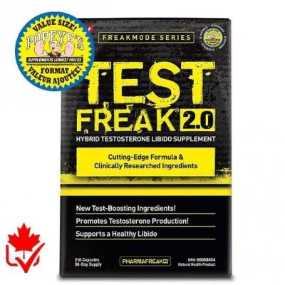 Pharma Freak Test Freak 2.0